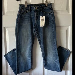 NWT Juicy Couture Girls Elysian Skinny Jeans